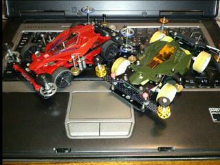 VS-01とVS-02